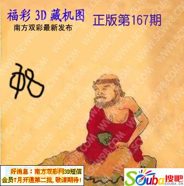 296期 体彩 藏机 3D开奖 走势图推荐分析 福彩3图片